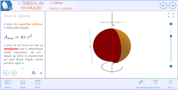 TICs através do software GeoGebra