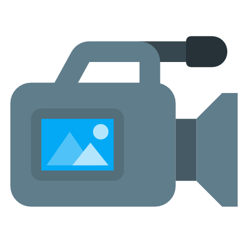 Camcorder pro icon icons.com 54204