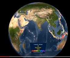 Earthquakes (Terremotos) - 2001-2015
